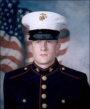 Corporal Dustin Libby, 22, Castle Hill, Maine