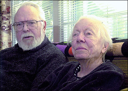 Donald Murray wrote about the decline of his wife, Minnie Mae, who had Parkinson's disease.