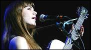 Singer/songwriter Jenny Lewis