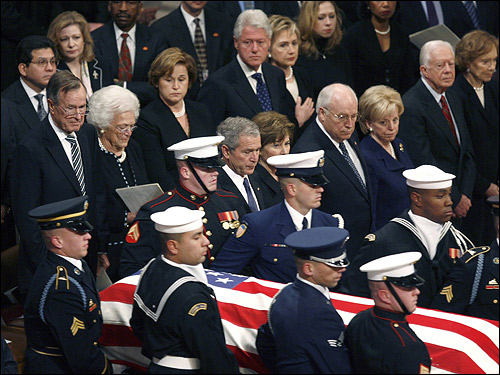 gerald ford funeral - photo #19