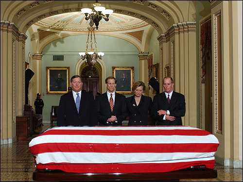 gerald ford funeral - photo #27