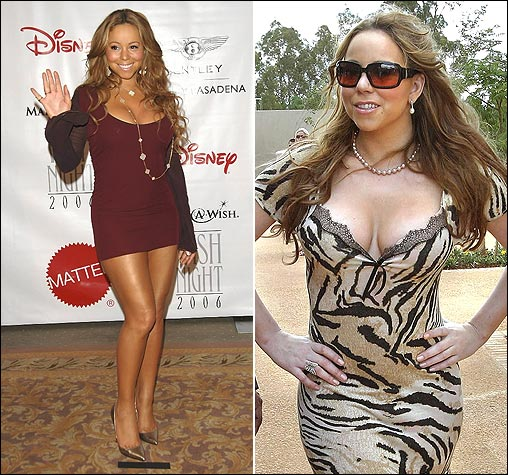 mariah carey fashion