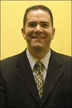 Morris has been on Beacon Hill for the last four years as the top aide to state Treasurer Timothy Cahill. He also worked for Norfolk County Sheriff Michael Bellotti as a deputy superintendent of administration and finance. A graduate of Fitchburg State College, he received a master's degree from Suffolk University.