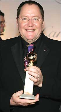 Producer John Lasseter