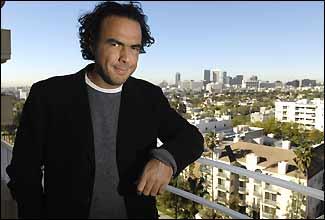 Director Alejandro Gonzalez Inarritu