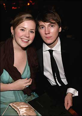 Paul Dano and Guest