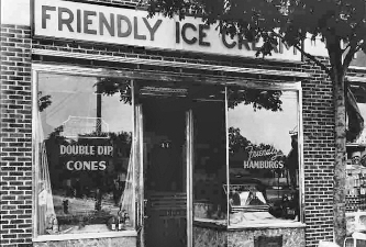 The Blake brothers opened Friendly Ice Cream in Springfield in 1935, in the depths of the Great Depression. The name -- changed to Friendly's in 1989 -- was picked to suggest warm, neighborly service.
