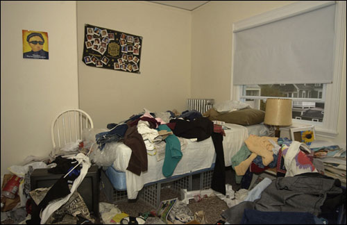 Anyone who choses number 4 or above may be eligible for hoarding studies and treatments. Pathological hoarding, a complex syndrome that is difficult to cure and tends to strike in middle age or later, appears to affect 1 or 2 percent of the population, researchers estimate.