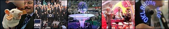Scenes from BIO 2007