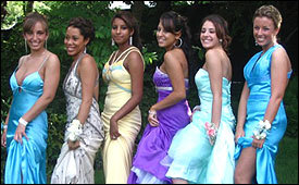 Readers' prom pics from today