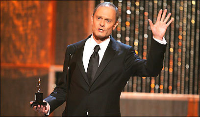 Actor David Hyde Pierce
