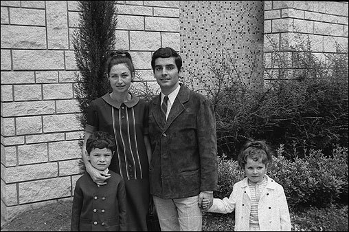 Marie-Blanche and Jean Causse were also friendly with Romney in the late 1960s; they had been converted by American missionaries in the early '60s.