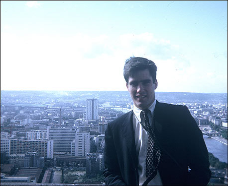 After 30 months in France, Romney left Paris just before Christmas 1968. He had arrived as one among many, but departed as a leader, returning home to complete his undergraduate work at Brigham Young University, to marry his girlfriend, Ann, and to launch his careers in business and politics.