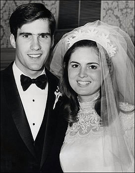 Mitt and Ann were married in the church on March 21, 1969, soon after Romney returned from France.