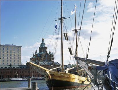 Katajanokka; Helsinki, Finland