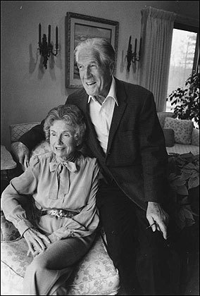 George and Lenore Romn...