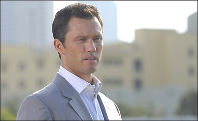 Jeffrey Donovan as Michael Westen