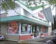 Krispy Kreme store