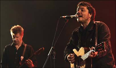 Wilco's Nels Cline and Jeff Tweedy
