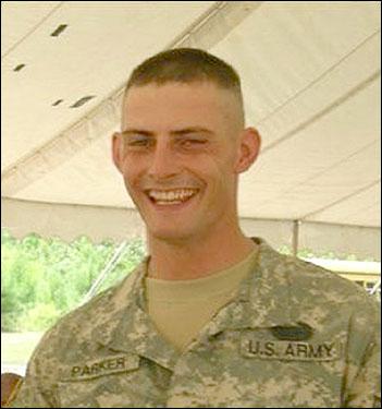 Sergeant Richard K. Parker, 26, Phillips, Maine
