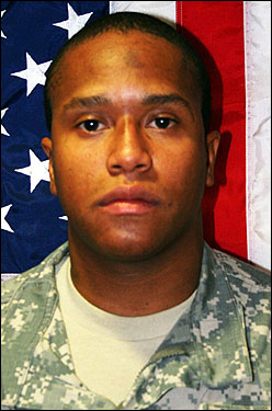 Private First Class Andre Craig Jr., 24, New Haven, Conn.