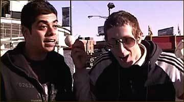 Fernando Sosa and Matt Malinsky