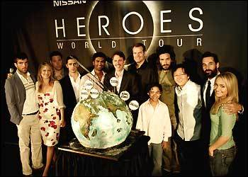 'Heroes World Tour'