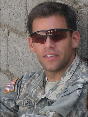 Staff Sergeant Robert R. Pirelli, 29, Franklin, Mass.