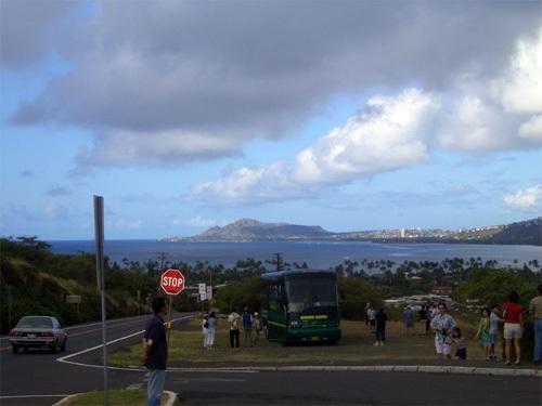 In Maui.