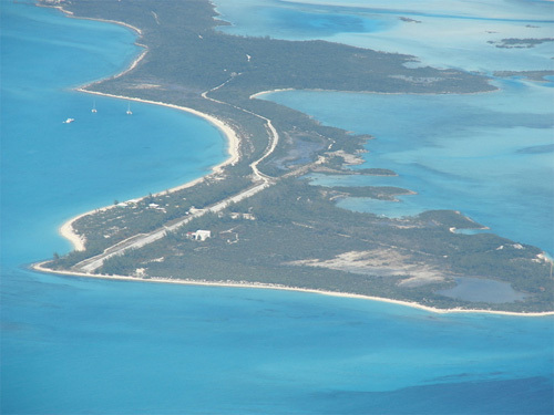 Normans Cay which was controlled by Cocaine Kingpin Carlos Lehder in the 70's and early 80's.