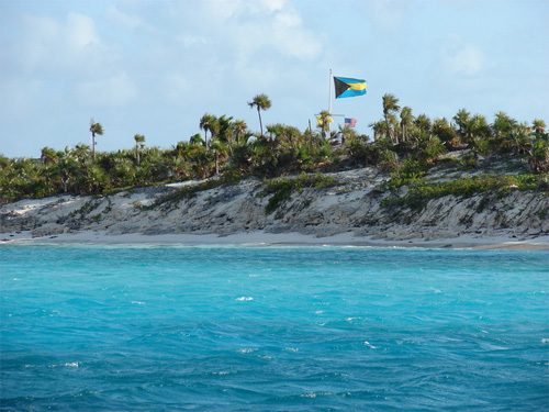 Fowl Cay, North Beach