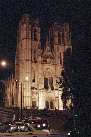 Cathedrale Sts Michael and Gudule, 1226