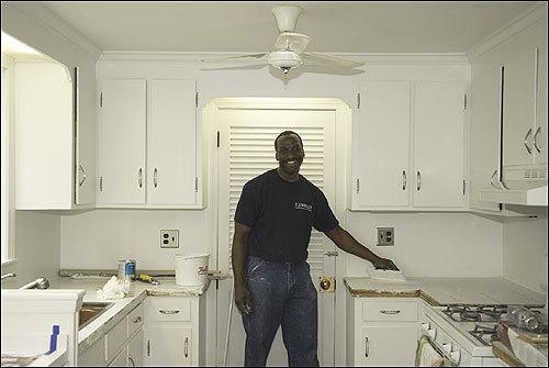 A kitchen remake the boston globe for Kitchen remake