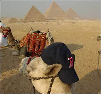 Red Sox travel photos