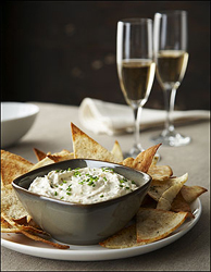 There is no instant-soup mix in this dip made with caramelized onion and mascarpone.