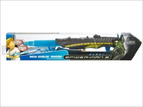 Spider Man 3 New Goblin Sword