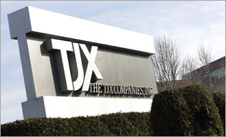 TJX Cos. , the Framingham-based owner of T.J. Maxx and Marshalls, said in January 2007 that its computer system had been hacked into, compromising the personal information of millions of customers.