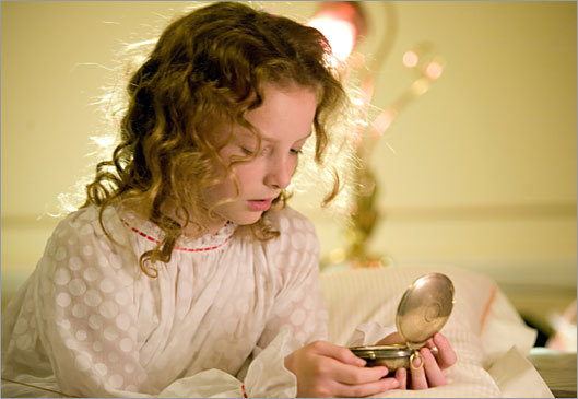 Christian groups worry that 'The Golden Compass,' starring Dakota Blue Richards (above), is designed to turn children against religion.