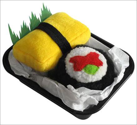 Tamago Egg & Maki Sushi Set