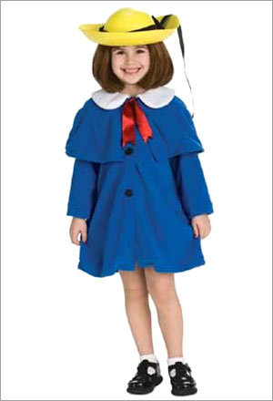 Madeline Coat and Hat Costume