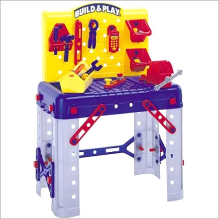 Build and Play Tool Bench
