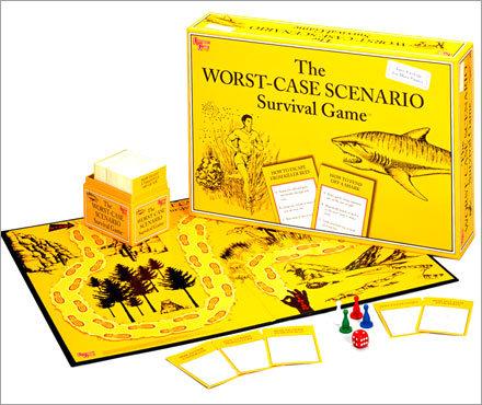Worst-Case Scenario Survival Game