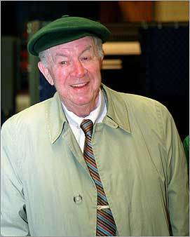 Albert L. 'Dapper' O'Neil, the irascible politician who charmed and offended for 28 years on the Boston City Council, died early this morning at a nursing home in West Roxbury. He was 87. Left, at the Bates School in Roslindale, Nov. 4, 1997, O'Neil left the voting booth after he cast his ballot for Boston City Council.
