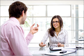 4. Avoid the 'Tell me about yourself' trap Understand that, by asking this question, the interviewer is really saying, 'Why are you here and what do you want?' Looked at from that perspective, the right answer is less daunting. Let's say you're interviewing with a large publishing firm. A good answer might be: 'I've recently graduated from XYZ College with a major in English literature, and I'm looking for a position as an editor's assistant. I think the experience I've gained while interning with a number of smaller publishing firms, combined with my passion for writing, could be of interest to your company.'