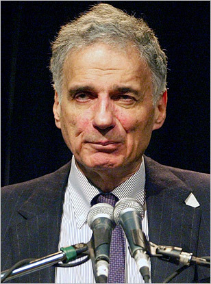 Ralph Nader announced he would run for the presidency Sunday as a third-party candidate. Nader is no stranger to presidential politics -- he ran in 1996 and 2000 for the Green Party, and in 2004 as an independent. A longtime consumer activist, Nader says he runs to offer voters a third choice in a system he sees as dominated by corporate interests. Although he usually doesn't fare well at the polls, Nader has greatly impacted races in the past -- many Democrats still blame him for siphoning off votes from Al Gore in 2000 in Florida, which helped George W. Bush win the presidency. If Nader's past attempts -- and the history of other third party candidates -- offer any guide, he's got a steep climb to the White House. Scroll through this gallery of other third-party candidacies for the presidency.
