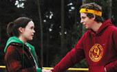 Ellen Page & Michael Cera in 'Juno'