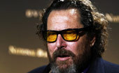 Julian Schnabel, director of 'The Diving Bell & the Butterfly'