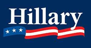 Analysis: Hillary Clinton's type palette is far from fresh and colorful; it is begging for legitimacy instead of demanding respect. It projects recycled establishment. The Hillary logo has the look of an '80s newspaper layout or an investment company.