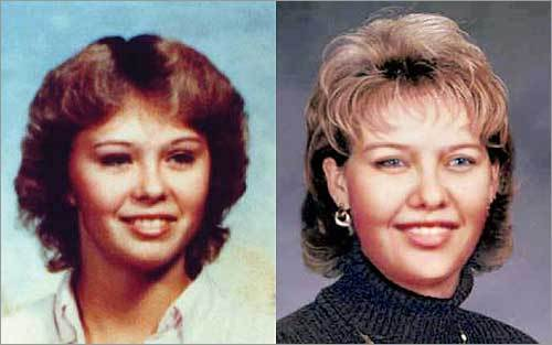 Kimberly Moreau, missing since May 10, 1986, from Jay, Maine.