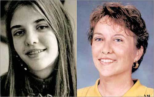 The New England children in this photo gallery are all believed to be 'stereotypical' kidnapping victims, one of the rarest kinds of missing children. For those gone a long time, the National Center for Missing & Exploited Children has created approximations of what they may look like today. At left, Cathy Marie Moulton, missing since Sept. 24, 1971, from Portland, Maine.